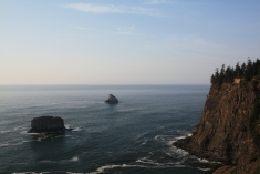 Viewpoint from Cape Meares
