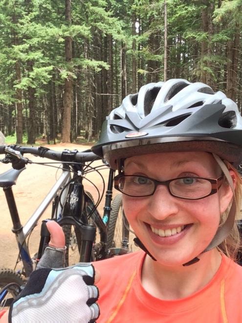 Mountain Biking (Hood River, OR)