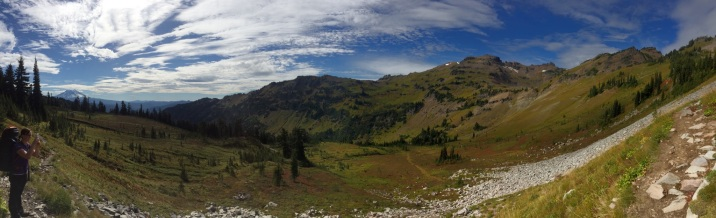 Goat Rocks Wilderness in Gifford Pinchot