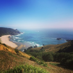 A brilliant way to spent 4th of July: Cascade Head (Lincoln City, OR)
